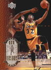2000 Upper Deck Century Legends Basketball #1-90 - Your Choice -*WE COMBINE S/H*