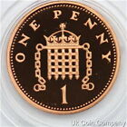 ROYAL MINT DECIMAL PROOF 1P ONE PENCE COIN CHOOSE YEAR