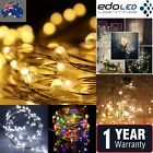 2-10 M Battery Powered Copper Wire String Fairy Xmas Party Lights Waterproof