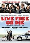 Live Free or Die DVD Aaron Stanford Paul Schneider BRAND NEW |