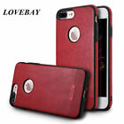 Luxury Ultra Slim Soft Silicone TPU Leather Case Cover For iPhone 5 SE 6s 7 Plus