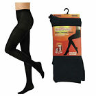 New Ladies Heat Guard 140 Denier Tog 0.5 Thermal Insulated Work Tights 31422