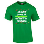 Christmas Shirt Jollyiest Bunch of A Holes T Shirt Christmas Griswold Tee