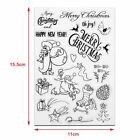 29Kinds Cartoon Transparent Silicone Clear Rubber Stamp Sheet Cling Scrapbooking