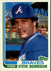 1982 Topps Traded Baseball #1-132 - Your Choice -*WE COMBINE S/H*