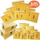 GENUINE JIFFY Padded Bags Airkraft Gold Bubble Envelopes JL6 - 290mm x 445mm