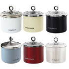 Morphy Richards Accents Small Storage Canister with Glass Lid - 1.4L