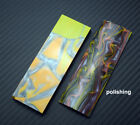 7.5mm thickness Dream clouds Color Knife handle PMMA material DIY tools Making