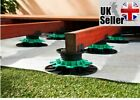 Jouplast Decking Riser ,  Adjustable Joist Pedestal & Extension for Timber