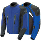 Joe Rocket Alter Ego 3.0 Multi-Layer Textile Jacket Black/Blue Mens All Sizes