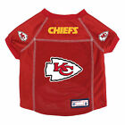 KANSAS CITY CHIEFS NFL dog jersey (all sizes) NEW $19.49 USD on eBay