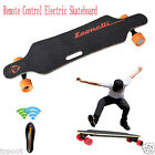 Wireless Remote Control 4 Wheels Electric Skateboard Longboard Skate Board  A