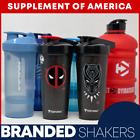Branded Protein Supplement Shaker + 3 Free Samples