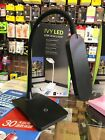 IVY LED DESK LAMP WITH BUILT IN USB PORT BLACK PINK YELLOW WHITE TW LIGHTING