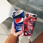 Ultra-thin cola bottle style shockproof IMD TPU case For Apple iPhone X 7 8 Plus