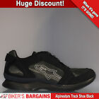 ALPINESTARS TRACK SHOES BLACK - WAS £89.99 - NOW £29.99