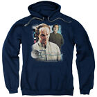 STAR TREK DOCTOR PHLOX Men's Hoodie Pull-Over
