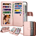 For LG LV3 /LG Aristo / LG K8 2017 Flip PU Leather Wallet Card Stand Case Cover