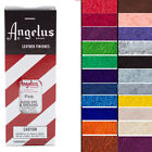 ANGELUS LEATHER SUEDE DYE DRESSING FOR BOOT BAGS 3OZ W/ APPLICATOR ALL COLORS