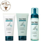 Skinfood Tea Tree Cleansing Foam Line [ Soft Bubble, Fresh, Moisture ] 150~200ml