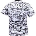 Digital City Camouflage - Military T-Shirt