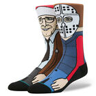 Stance Men's x National Lampoon's Christmas Vacation Serious Santa Socks Red