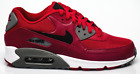 New NIKE Air Max 90 Essential Mens red white sneaker all sizes