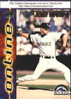 1998 Pacific Online Baseball #244-490 - Your Choice -*WE COMBINE S/H*
