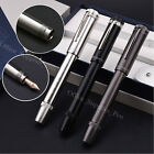 Hero H718 fountain pen 10k gold nib rotary piston ink converter cover hidden nib