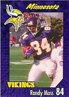 1999 Football card odd lot (2) - You Pick - Buy 10+ cards FREE SHIP