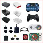 Berryku Raspberry Pi 3 B/B+ DIY Accessory Kit - Black KODI RetroPie Minecraft