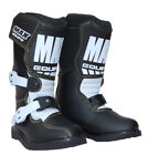 Wulfsport Max Equipe MOTORCROSS CHILDRENS Kids MOTOCROSS MX BOOTS QUAD Black