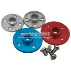 24T/25T Aluminum Servo Arm Round Type Disc Metal Rudder Disc Horns For DIY Robot