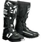 Moose Racing M1.2 Offroad Motocross Riding ATV Boots All Mens Sizes Black