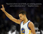 Stephen Curry Inspirational / Motivational Poster