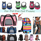 New Various Styles & Szies Pet Puppy Dog Cat Carrier S/M/L Shoulder-Bag Backpack