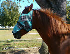 Kensington Protective Fly Mask with  Removable Nose Piece- Pony/Cob sized