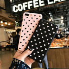 fruity sweet red wines - Sweet Love Heart Pattern Hard Protective Case For iPhone 6S 7 8 10 Plus X Girls