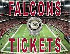 Atlanta Falcons vs Carolina Panthers - 2 tickets w/parking pass - NEW YEARS EVE!