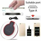 Qi Wireless Charger Charging Pad / Receiver For Samsung Galaxy S3 S4 S5 Note 3