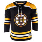 OuterStuff NHL Youth Boston Bruins Patrice Bergeron 37 Premier Home Jersey