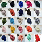 Fashion Candy Cotton Long Scarf Wraps Shawl Scarf For Women