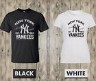 NY YANKEES ADULT NAVY DIAL IT UP T-SHIRT 2