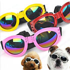 Beautify Adjustable foldable Pets UV Protection Sunglasses Goggles 6 Color