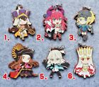 Hot Japan Anime Fate Grand Order EXTRA CCC Rubber Strap Keychain FL254