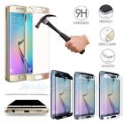 For Samsung Galaxy S6/S7 Edge/+ Open Cover Tempered Glass Screen Protector 3D