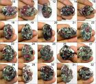 EUDIALYTE CABOCHON RAREST! OVAL SHAPE NATURAL LOOSE GEMSTONE FREE SHIPPING ED-A