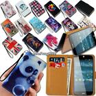 Leather Wallet Stand Magnetic Flip Case Cover For Acer Liquid Jade SmartPhones