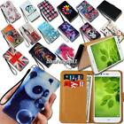 Leather Wallet Stand Magnetic Flip Case Cover For Various Huawei Nova SmartPhone