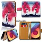 New Leather Wallet Stand Magnetic Flip Case Cover For Various LG Mobile Phones